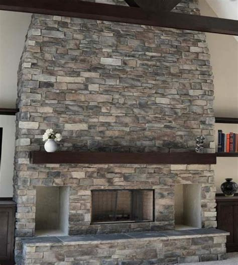 myers fireplace patio mantel faces