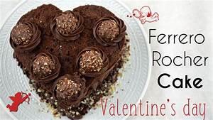 Ferrero Rocher Cake- Perfect for Valentine's day ...