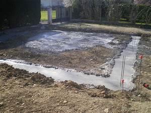 etape 1 fondation en beton arme With exemple de maison neuve 16 etape 1 fondation en beton arme
