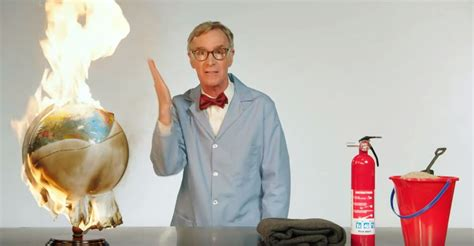 bill nye  science guy explains global warming  words