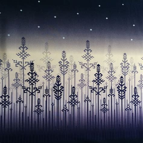 Austras koks nakts maģija ( šobrīd nav pieejams) - Veikals - Ziile Fabrics