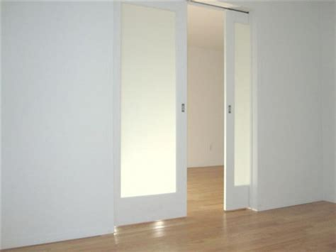 frosted glass pocket doors   house seeur