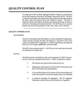 Certificate Of Inspection Template | Quality Assurance Plans Template
