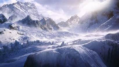 Mountain Mountains Nature Snow