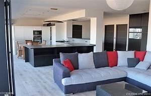 Bar D Appartement : appartement moderne valence eve jayet c t maison ~ Teatrodelosmanantiales.com Idées de Décoration
