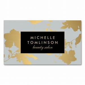 Need new business cards for your salon, interior design ...
