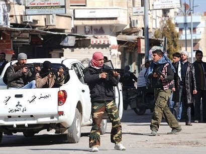Over 150 militants near Syria's Homs receive amnesty after