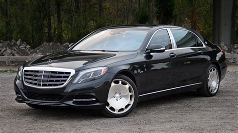 A Maybach by 2016 Mercedes Maybach S600 Driven Review Top Speed
