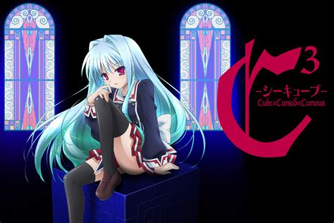 C3 Anime Wallpaper - cube x cursed x curious wallpapers anime hq cube x