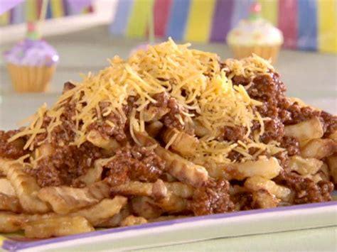 chili fries recipe sandra lee food network
