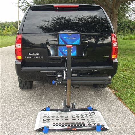 harmar electric universal power chair lift carrier