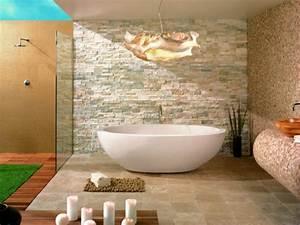 l pierre de parement interieur With salle de bain avec pierre de parement
