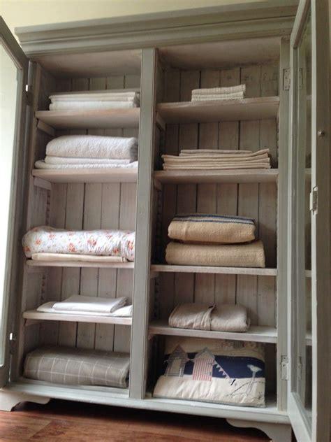 Linen Cupboard Storage by Antique Style Linen Cupboard Or Kitchen Larder