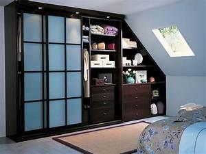 Meuble Rangement Chambre : meubles rangement grenier ~ Teatrodelosmanantiales.com Idées de Décoration