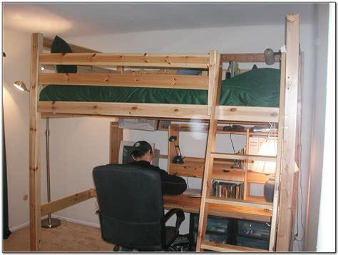 ikea loft bed with desk loft bed with desk ikea beds home design ideas