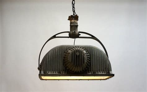 large industrial ceiling light fixture for sale at 1stdibs