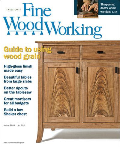 woodworking plans fine woodworking magazines  plans