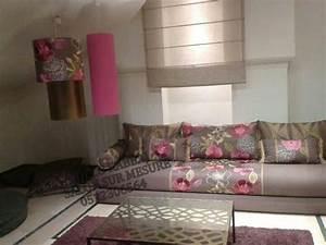 Salon Oriental Moderne : 97 best salon marocain moderne images on pinterest ~ Preciouscoupons.com Idées de Décoration