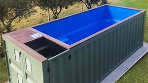 Container Pool Preis : shipping container pools video youtube ~ Sanjose-hotels-ca.com Haus und Dekorationen