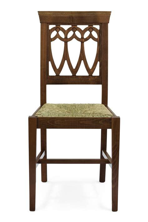 chaise en bois et paille chaise rustique bois et paille 110 scratch pour bars et