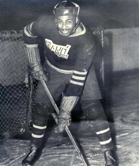 Being Black In The Nhl From Breaking The Colour Barrier