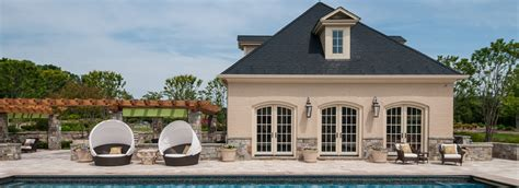plan to build a house pool and spa house mchale landscape design