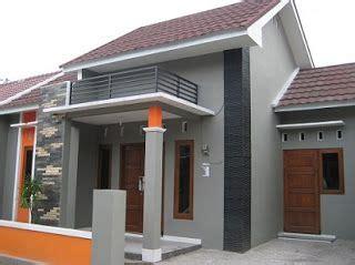 gambar kombinasi warna cat tembok kusen pintu jendela kayu