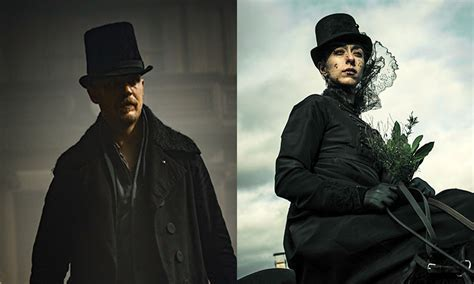 Taboo's costume designer Joanna Eatwell on dressing Tom