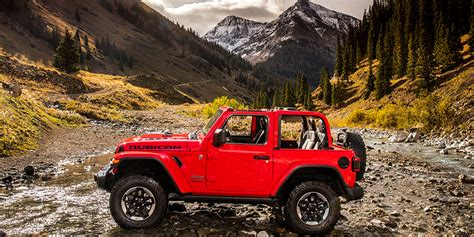 2019 Jeep Wrangler Options