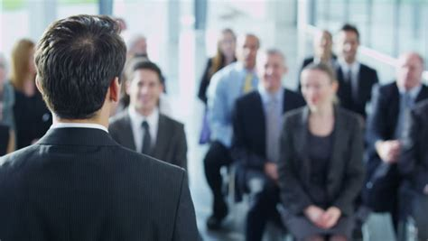 Diverse Group Business People Mixed Ages Are