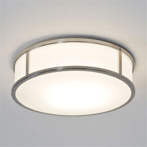 astro mashiko  bathroom ceiling light polished chrome