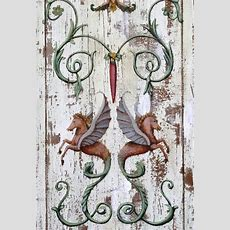 Grotesque Ornamental Mural Painting  Ornaments Art