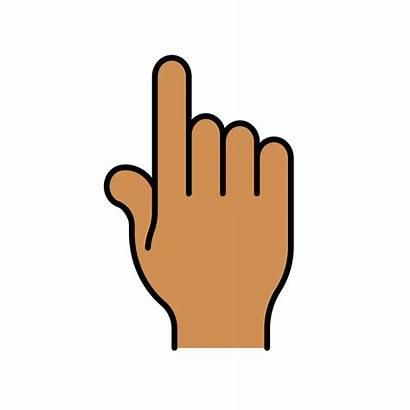 Finger Pointer Clip Svg Clipart Icon Arts