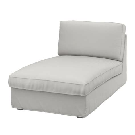 chaise longue cing kivik chaise longue ramna light grey ikea