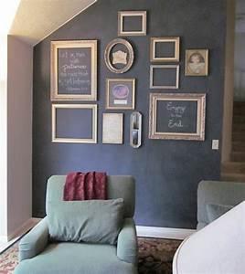 Mur De Cadres Dco Scandinave Decoration Chambre Peinture