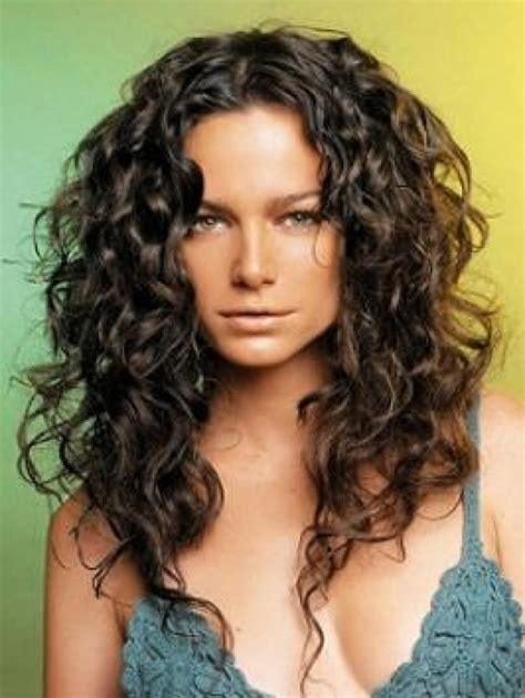 curly haircut curly hairstyle