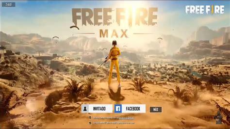 Review garena free fire max release date, changelog and more. Como descargar Free Fire Max nueva versión