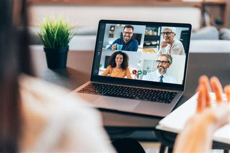 ways  lead effective virtual meetings   remote