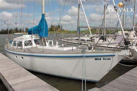koopmans  pilothouse sailing yacht  sale de valk