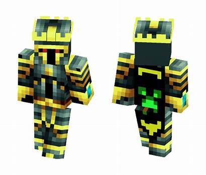 Golden Knight King Minecraft Skin Skins Superminecraftskins
