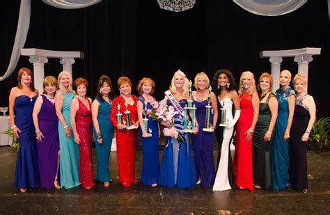 2014 Pageant Ms Senior Michigan Los Angeles Psychotherapist Dr Gayla Jackson Crowned Ms
