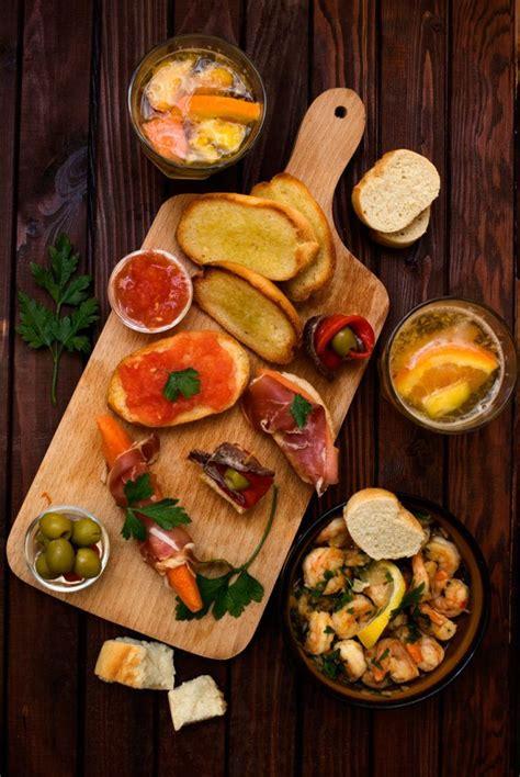 tapas spanish fruit sangria spain mind recipes