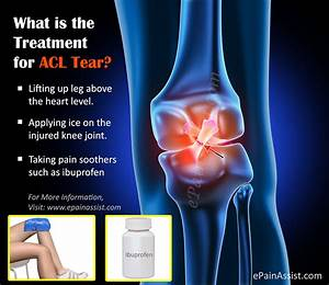 Treatment For Acl Tear