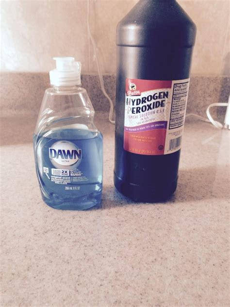 does hydrogen peroxide stain clothes dawn and peroxide homemade stain remover thriftyfun