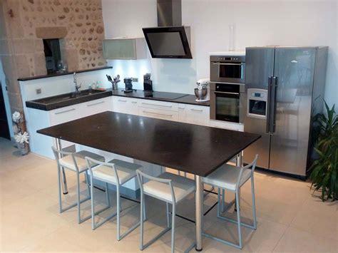 plan de table cuisine réalisation d 39 évier et plan de travail pour votre cuisine