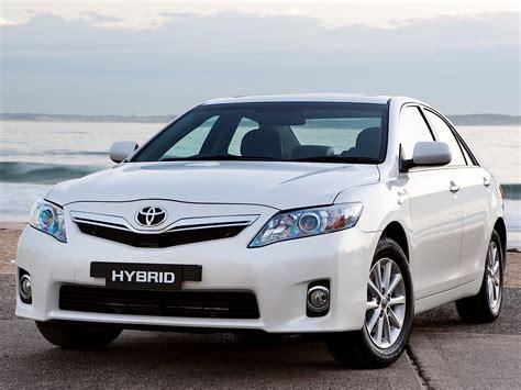 Toyota Camry Hybrid Specs  2009, 2010, 2011, 2012, 2013