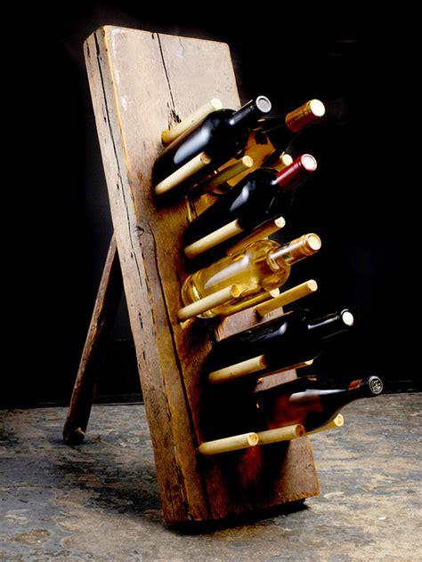 rustic wine rack amazing diy wine storage ideas