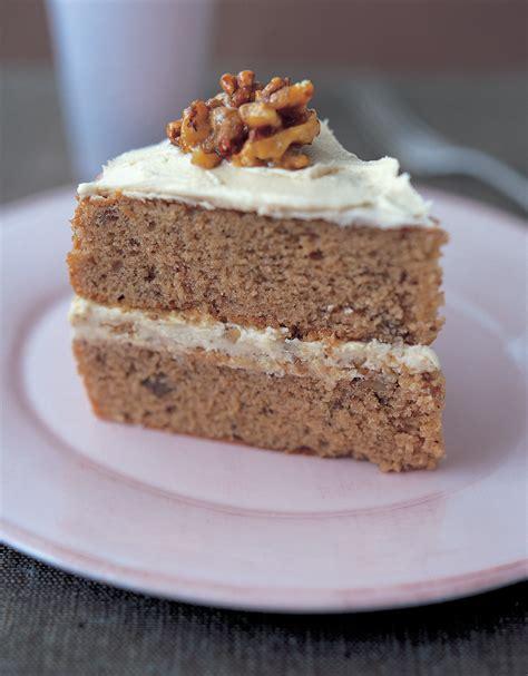 The combination of coffee and walnut is always popular. Hokey Pokey Coffee Cake - The Happy Foodie