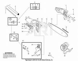 29 Poulan Pro Parts Diagram