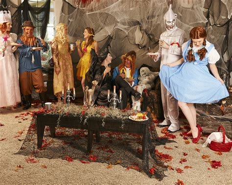 Scary Tales Halloween Party Theme  Halloween Costume Ideas